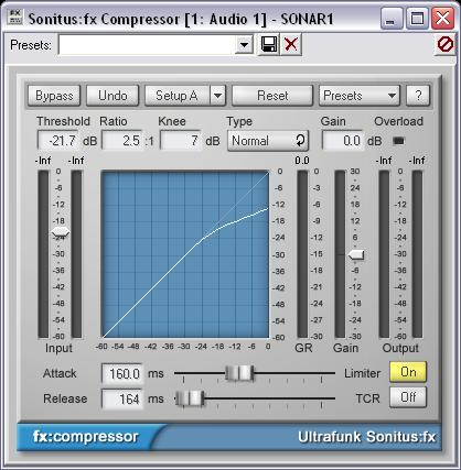 Sonitus Compressor