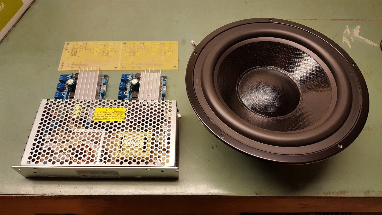 Indy 8 Powered 21 System Subwoofer The World Of Wogg Cheap Car Filter Pcb Layout Enclosure Design
